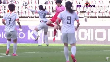 中国女足奥预赛 首场告捷!击败韩国女足抢占先机!!