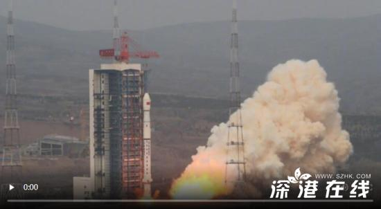 我国成功发射试验六号03星 具体是什么情况?