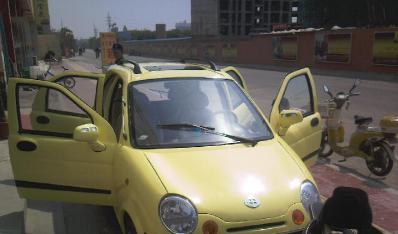 时风电动汽车价格报价及图片