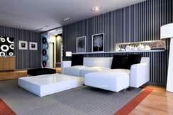家庭客厅装修效果图4