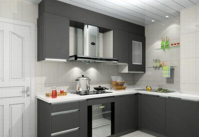 家庭厨房装修效果图5