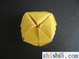 如何折纸玫瑰